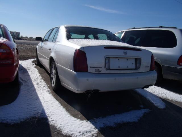 Cadillac DTS 2002 foto - 3