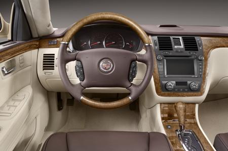 Cadillac DTS 2003 foto - 2