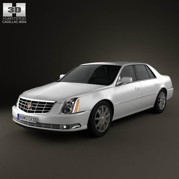 Cadillac DTS 2005 foto - 4