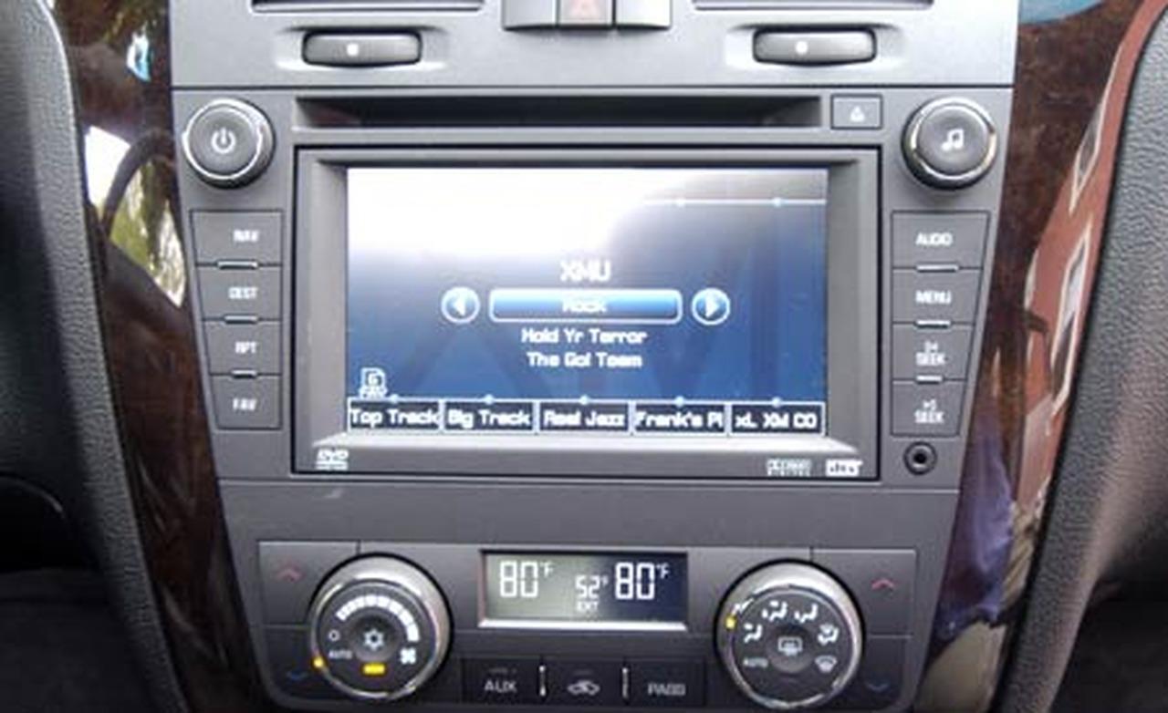 Cadillac DTS 2006 foto - 3