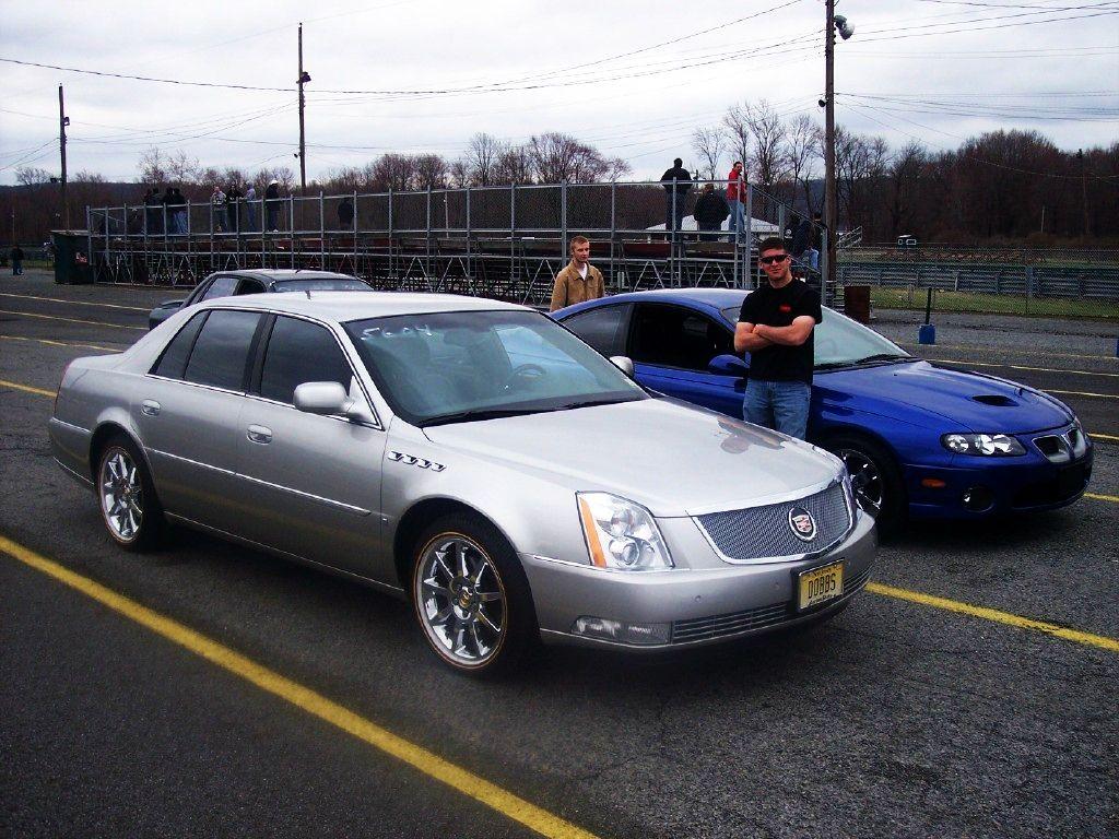 Cadillac DTS 2007 foto - 1