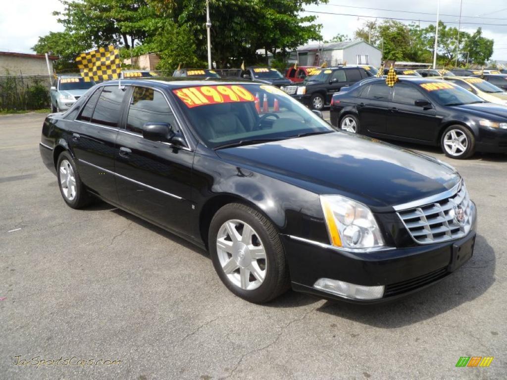 Cadillac DTS 2007 foto - 3