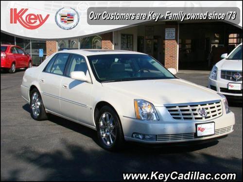 Cadillac DTS 2007 foto - 4