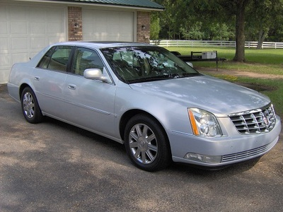 Cadillac DTS 2007 foto - 5