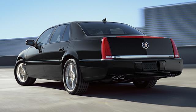 Cadillac DTS 2009 foto - 1