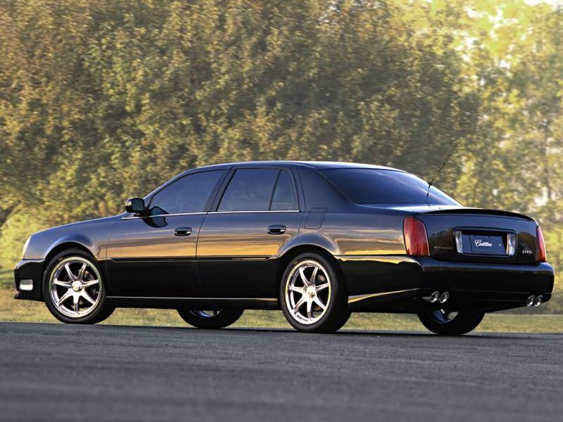 Cadillac DTS 2009 foto - 2