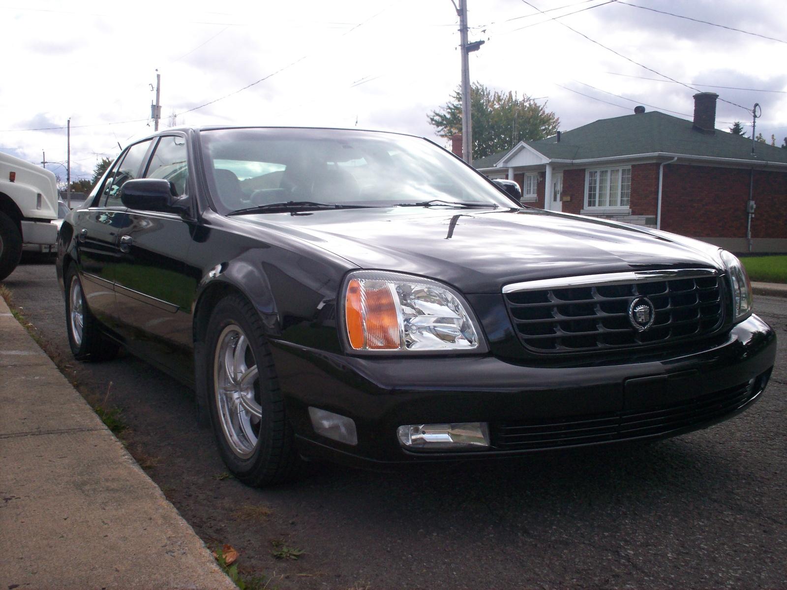 Cadillac DTS 2009 foto - 3