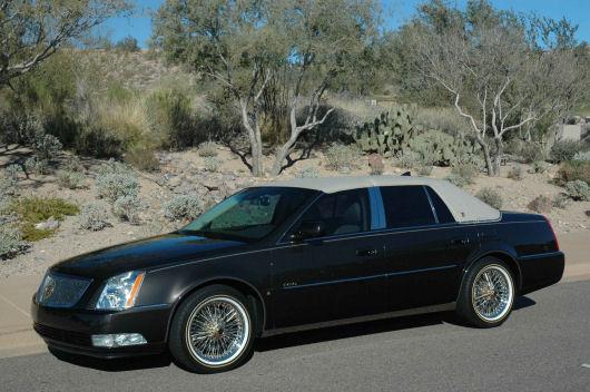 Cadillac DTS 2009 foto - 4