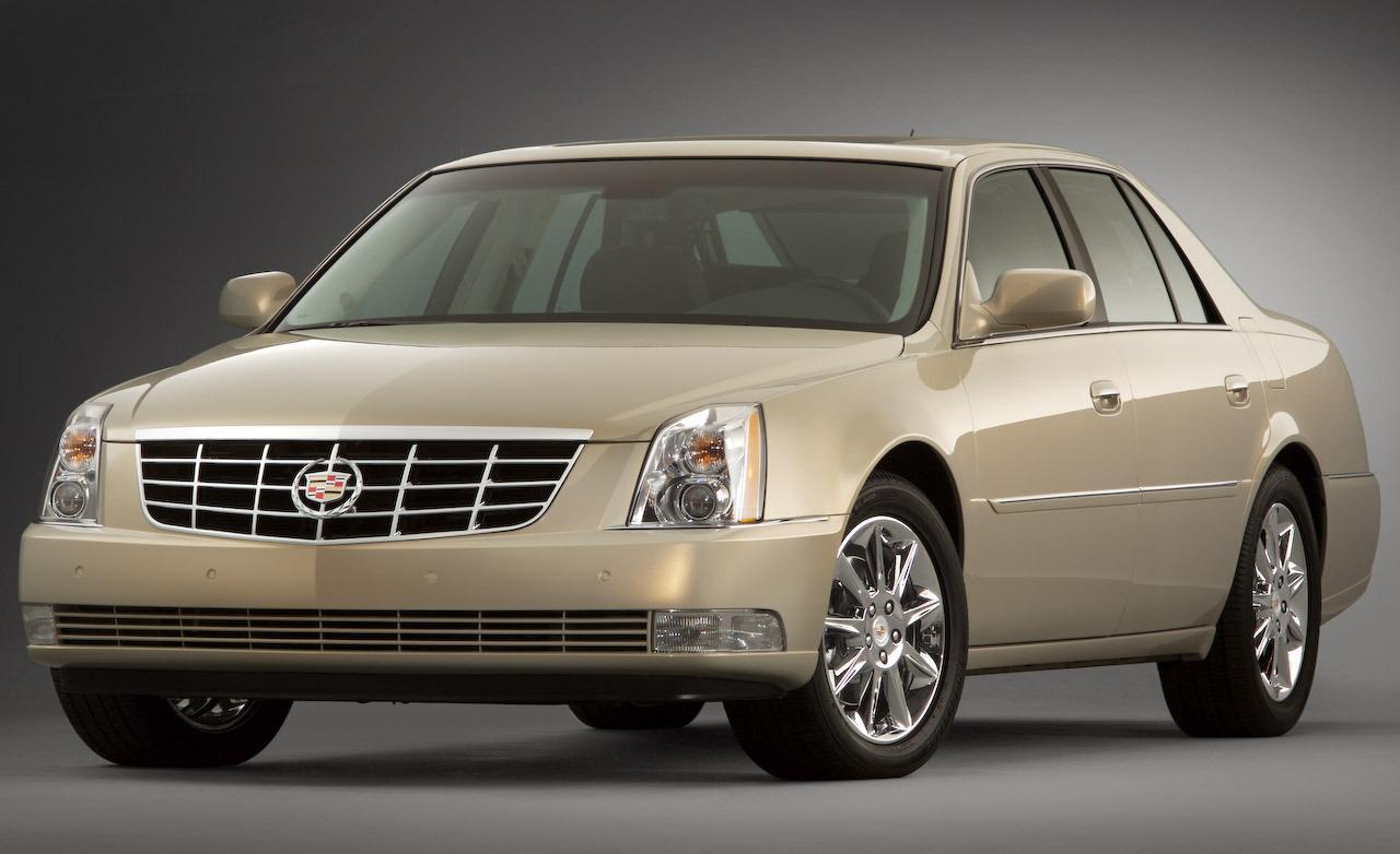 Cadillac DTS 2009 foto - 5