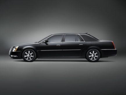 Cadillac DTS 2010 foto - 1