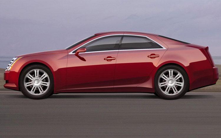 Cadillac DTS 2011 foto - 1