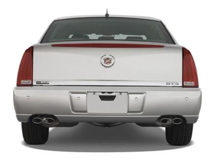 Cadillac DTS 2011 foto - 3
