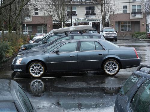 Cadillac DTS 2011 foto - 6