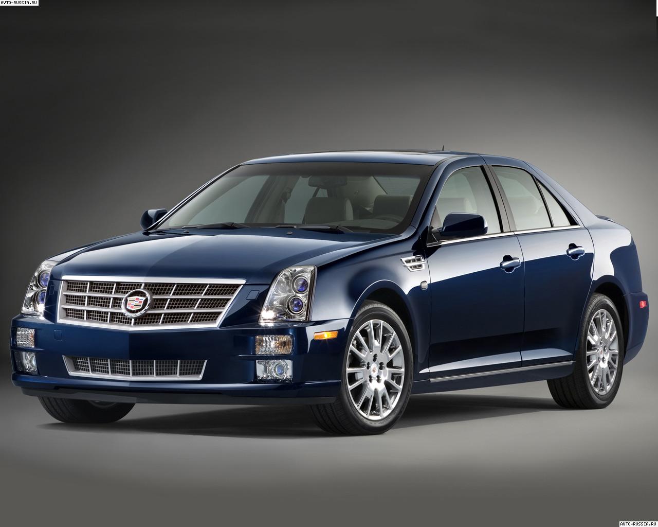 Cadillac DTS 2012 foto - 4