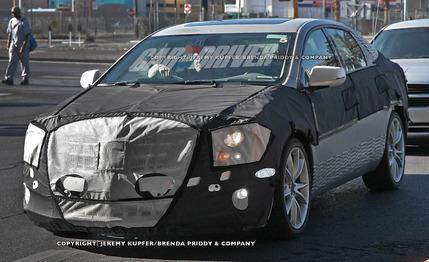 Cadillac DTS 2012 foto - 6