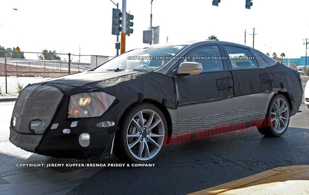Cadillac DTS 2013 foto - 4