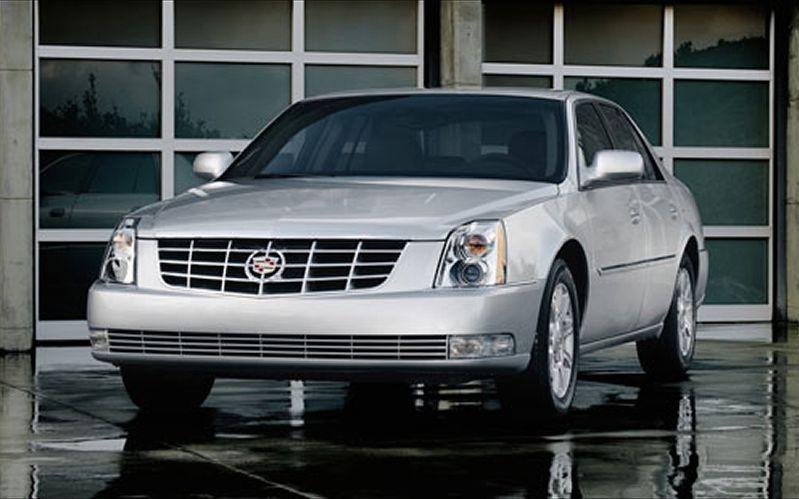 Cadillac DTS 2013 foto - 5