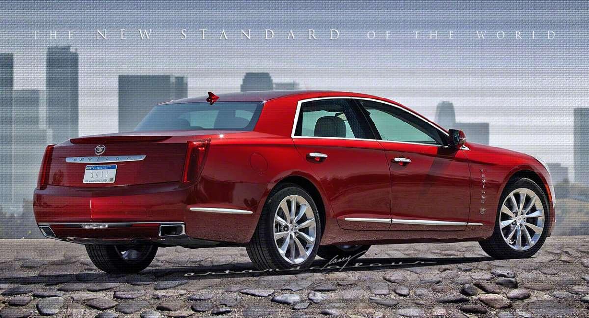 Cadillac DTS 2014 foto - 1