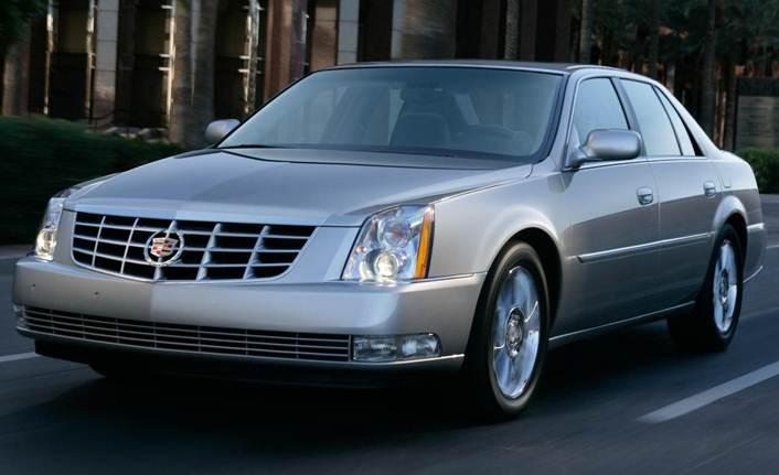 Cadillac DTS 2015 foto - 4