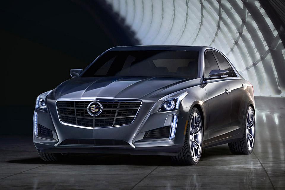 Cadillac DTS 2015 foto - 5