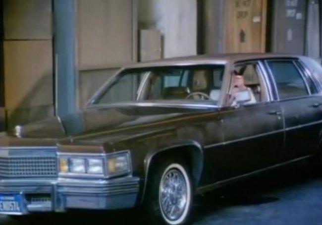 Cadillac Deville 1986 foto - 6