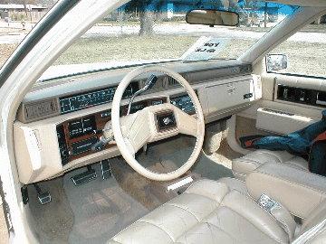 Cadillac Deville 1987 foto - 2