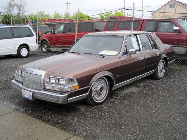 Cadillac Deville 1987 foto - 3