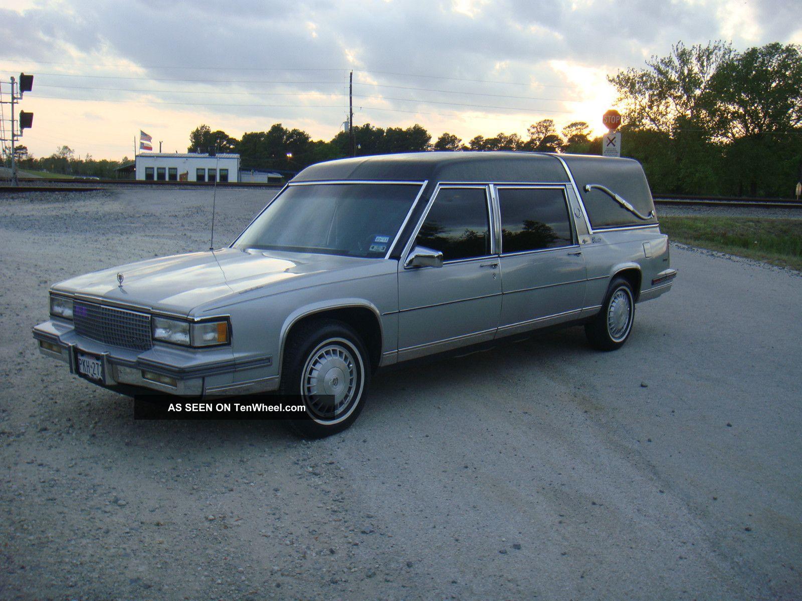 Cadillac Deville 1987 foto - 5