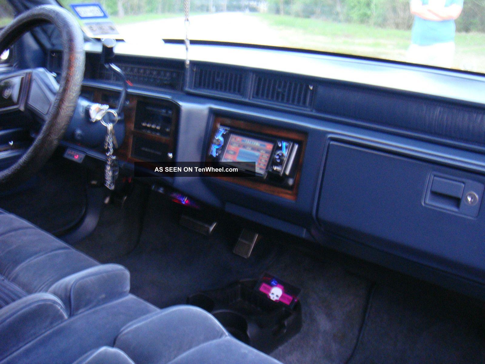 Cadillac Deville 1987 foto - 6