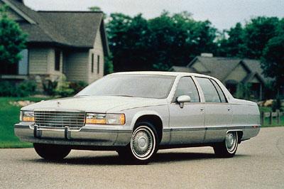 Cadillac Deville 1988 foto - 4