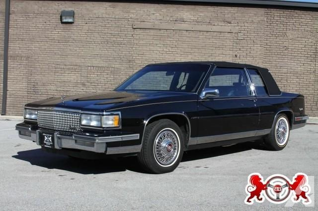 Cadillac Deville 1988 foto - 5