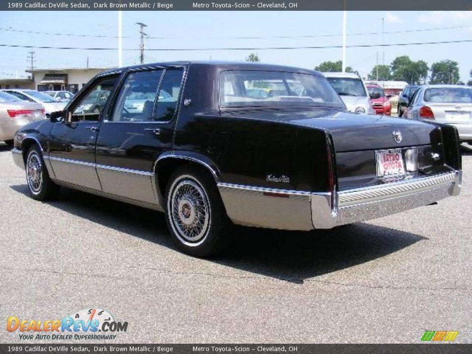 Cadillac Deville 1989 foto - 6