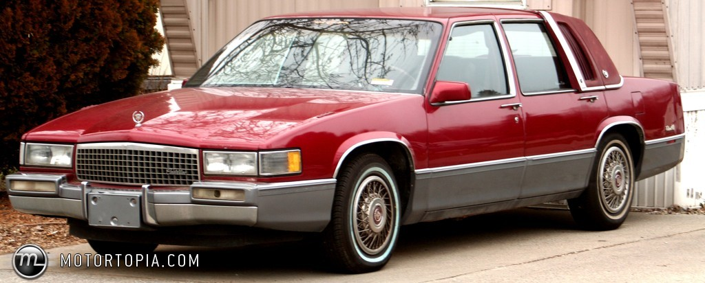 Cadillac Deville 1990 foto - 1