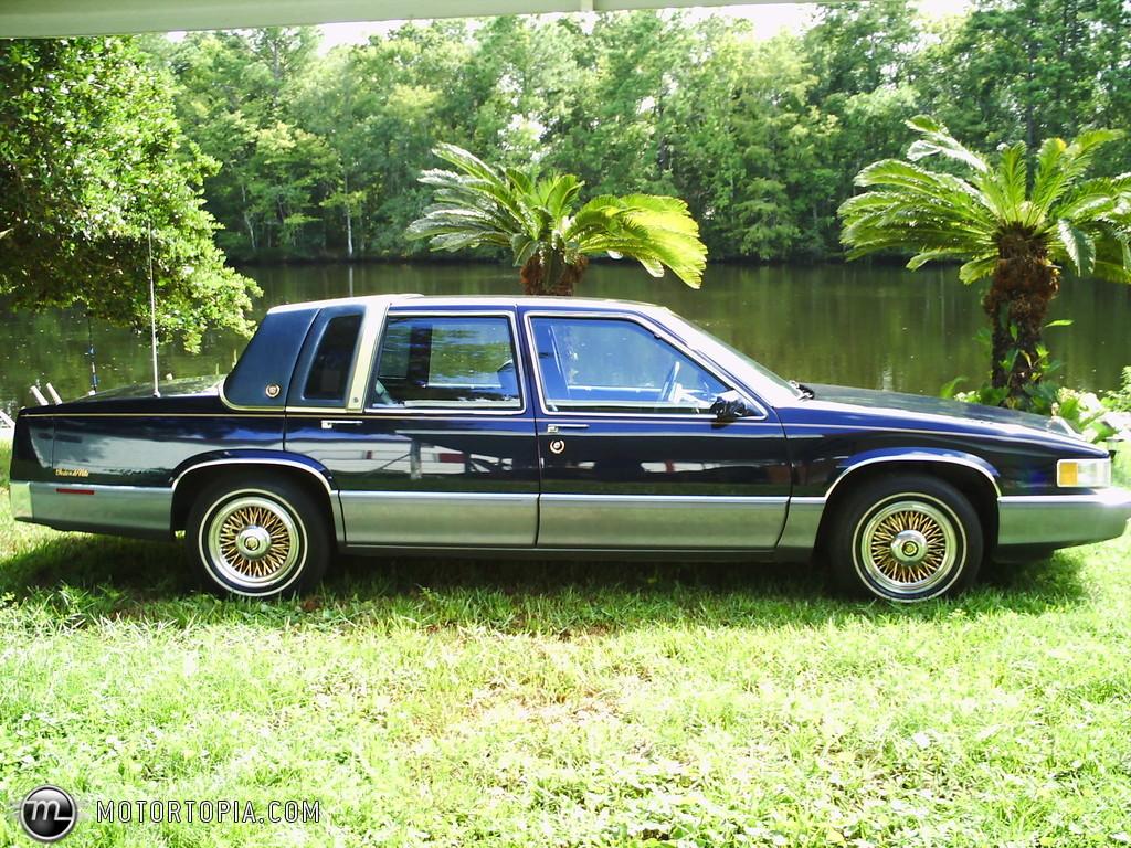 Cadillac Deville 1990 foto - 6