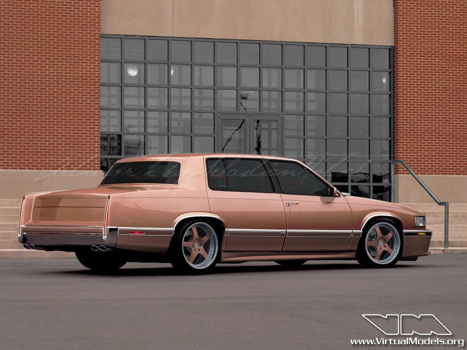 Cadillac Deville 1991 foto - 1