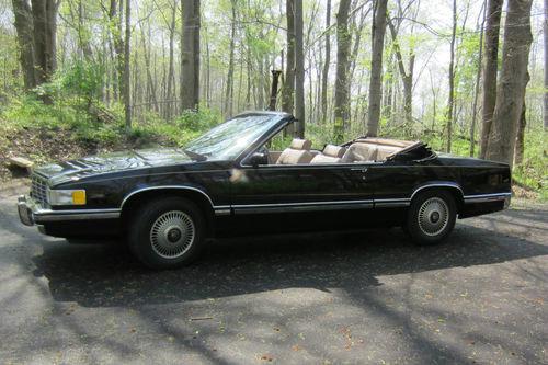 Cadillac Deville 1991 foto - 6
