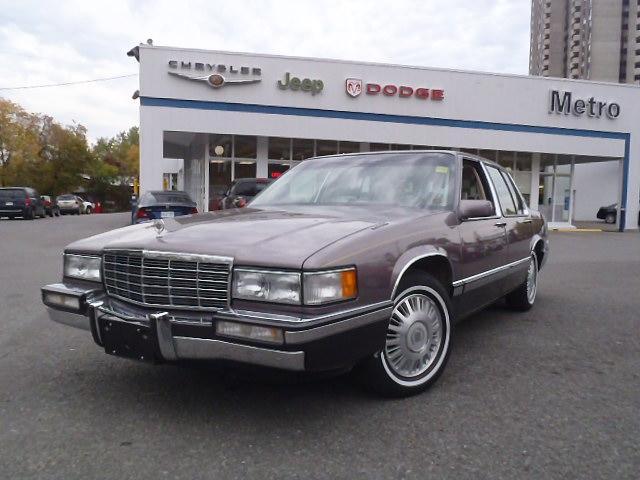 Cadillac Deville 1992 foto - 2