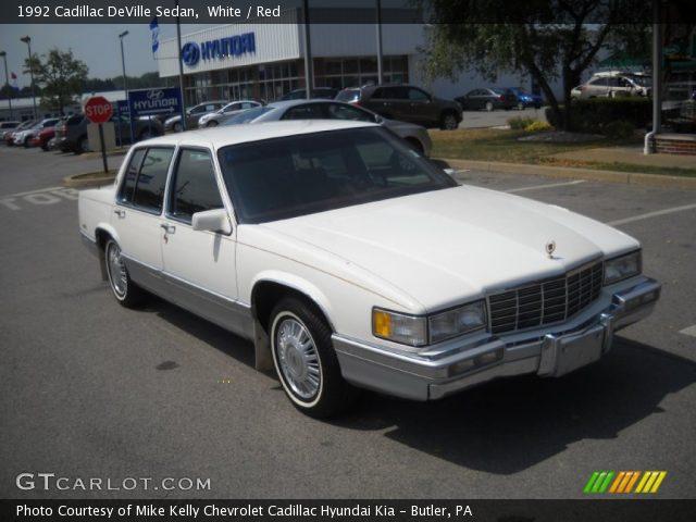 Cadillac Deville 1992 foto - 4