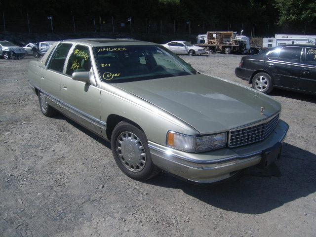 Cadillac Deville 1993 foto - 4
