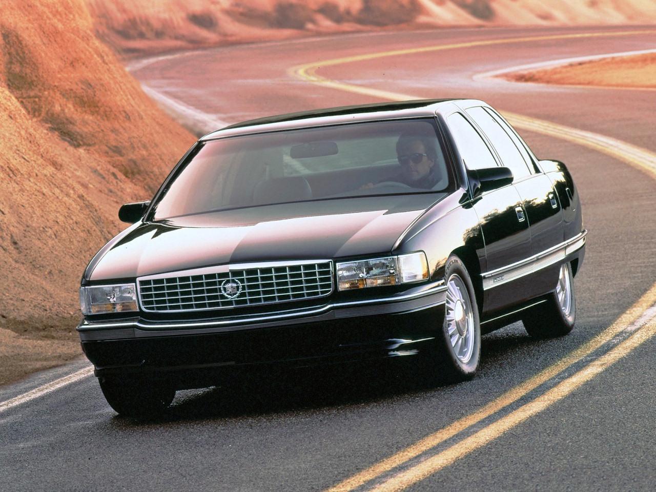 Cadillac Deville 1994 foto - 1