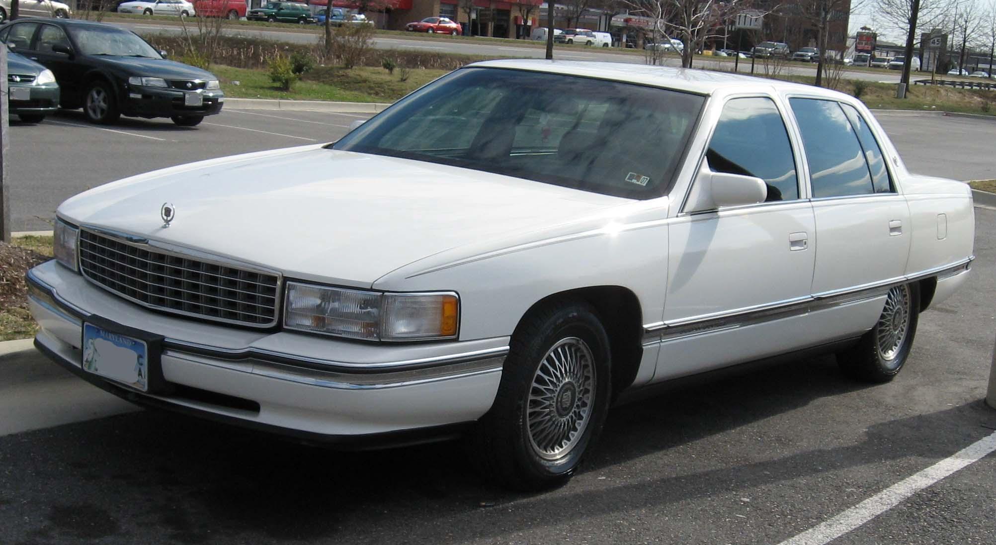 Cadillac Deville 1994 foto - 3