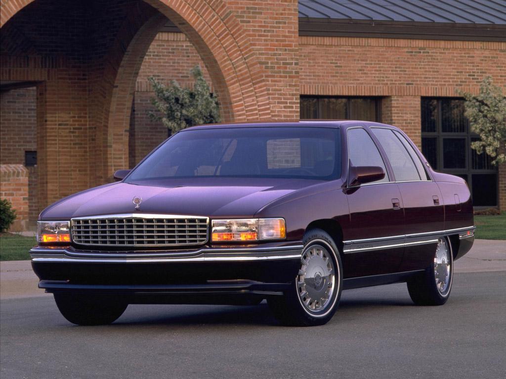 Cadillac Deville 1994 foto - 5