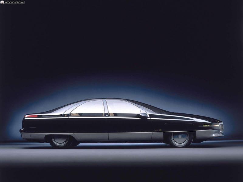 Cadillac Deville 1994 foto - 6