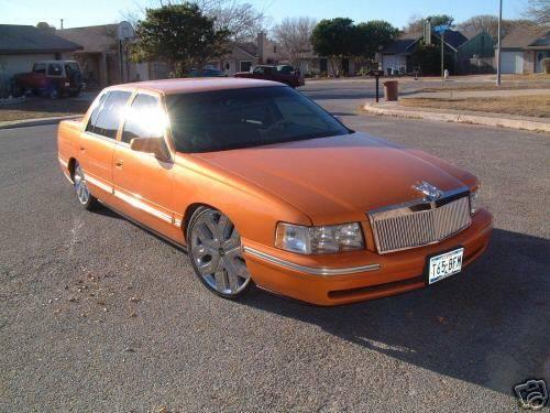 Cadillac Deville 1997 foto - 3