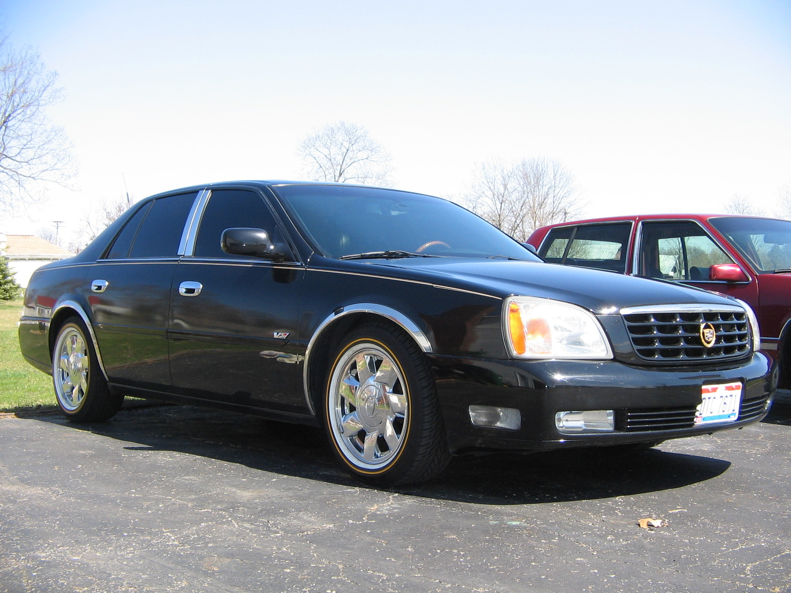 Cadillac Deville 1997 foto - 4
