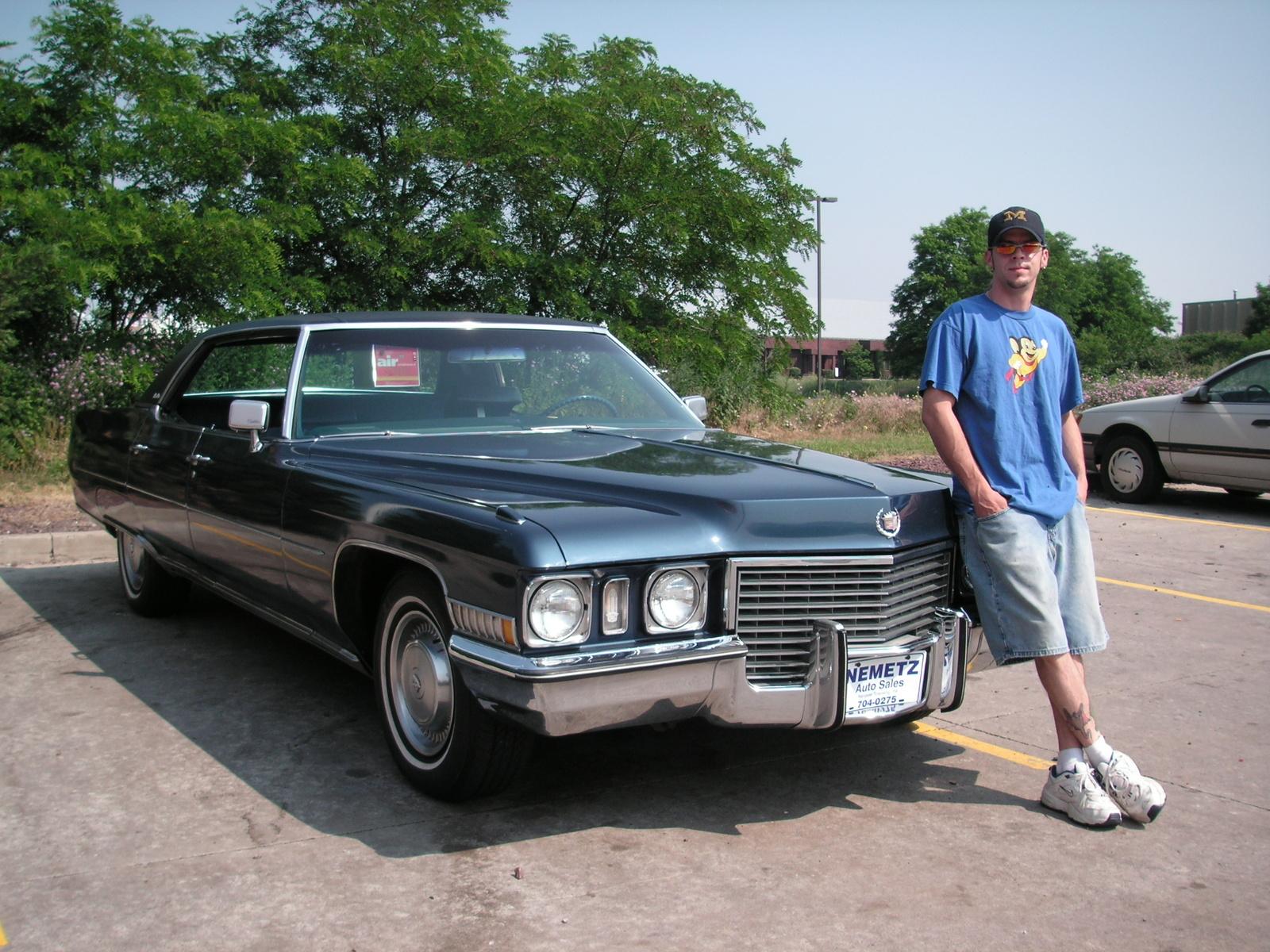 Cadillac Deville 1997 foto - 5