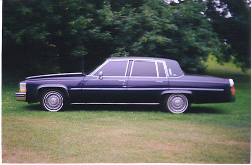 Cadillac Deville 1997 foto - 6
