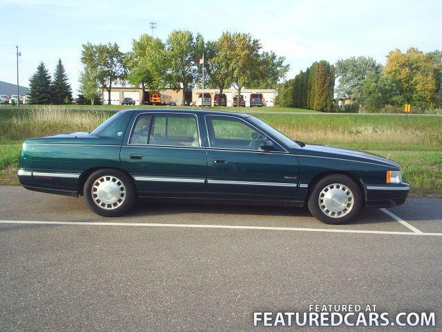 Cadillac Deville 1998 foto - 1