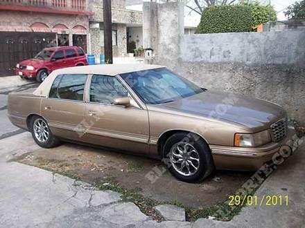 Cadillac Deville 1998 foto - 3