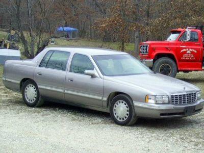 Cadillac Deville 1999 foto - 3